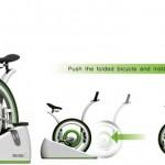 Najdziwniejsze rowerki treningowe na świecie